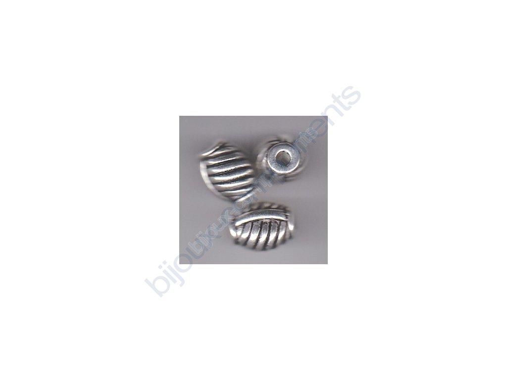 Akrylové korálky - 20x15mm