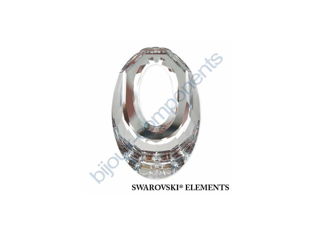 SWAROVSKI ELEMENTS přívěsek - Helios, crystal CAL P, 30mm