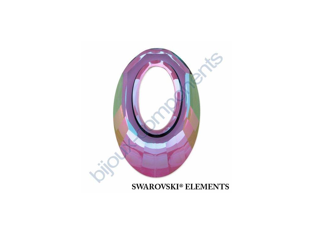 SWAROVSKI ELEMENTS přívěsek - Helios, paradise shine, 30mm