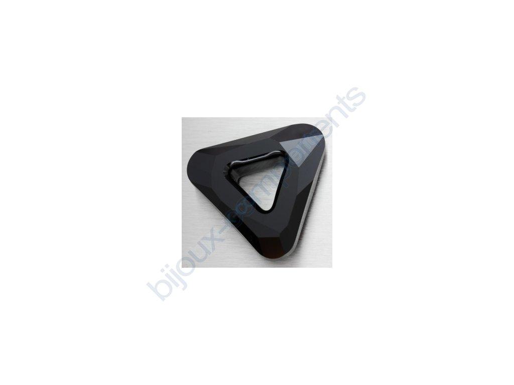 Swarovski tvarovka - trojúhelník, 30mm