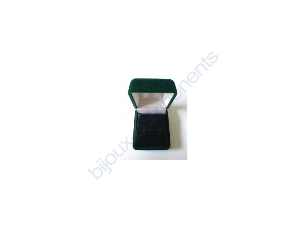Krabička na šperky 4,5x5,5x3cm