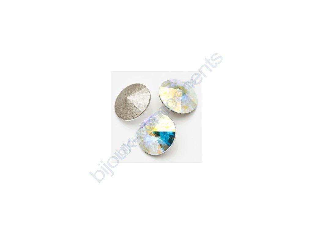 SWAROVSKI ELEMENTS kameny - Rivoli Chaton, crystal AB, 16mm