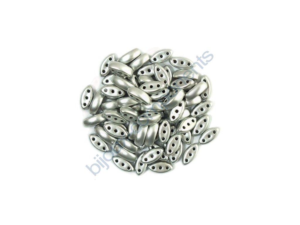 CALI, stříbrná, vel. 3x8mm
