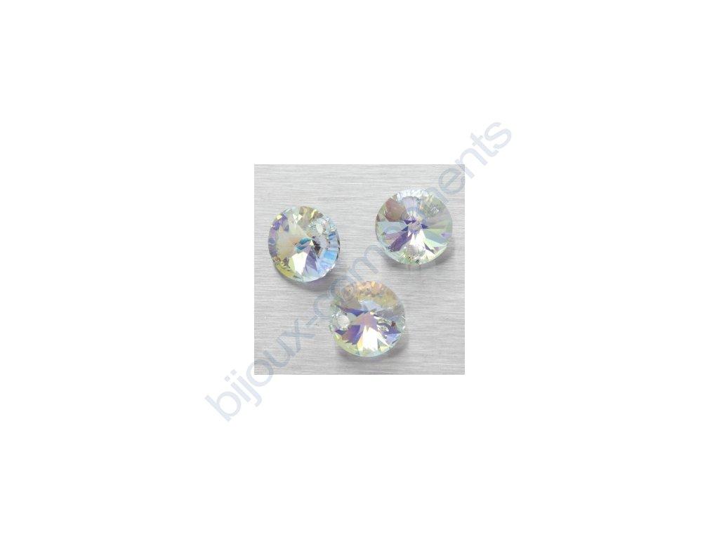 SWAROVSKI ELEMENTS přívěsek - XILION, crystal AB, 8mm