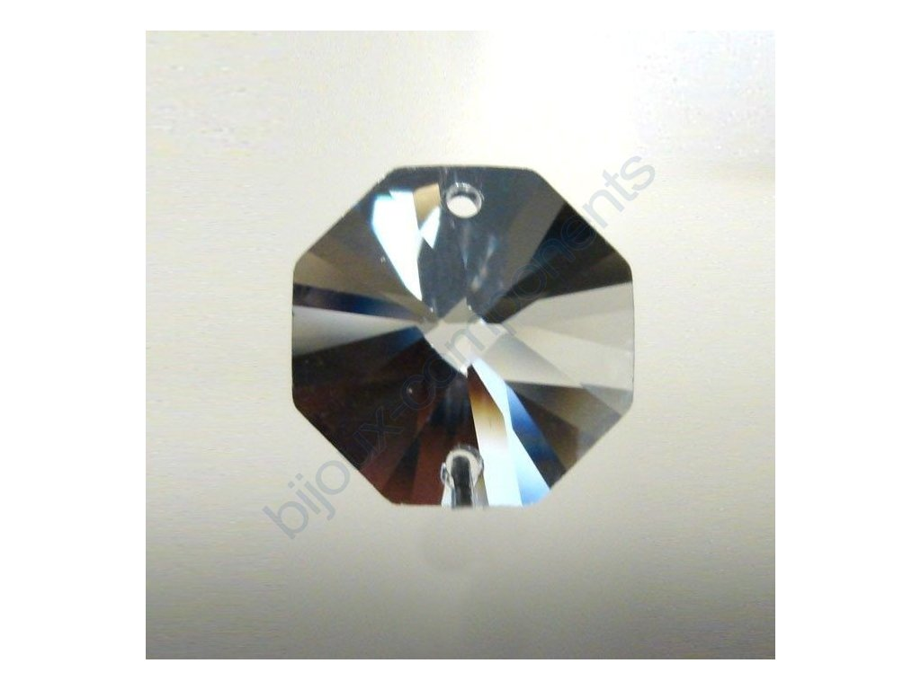 Hlavičky Swarovski dvoudírkové (Spectra)