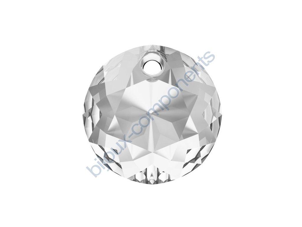 SWAROVSKI CRYSTALS přívěsek - Classic Cut, crystal, 10mm
