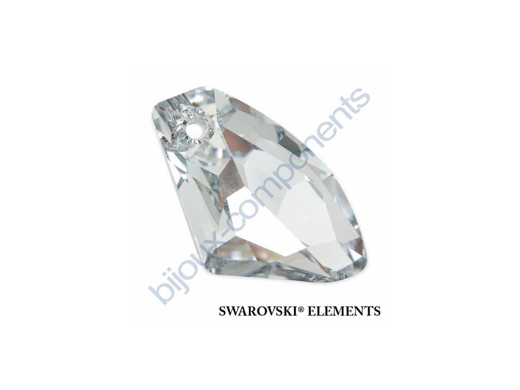 SWAROVSKI ELEMENTS přívěsek - Galactic Vertical, crystal CAL P, 27mm