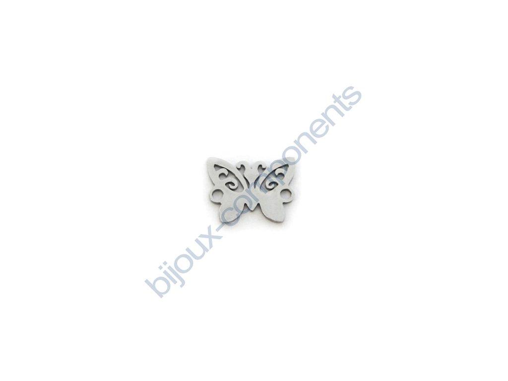 metal butterfly ste v