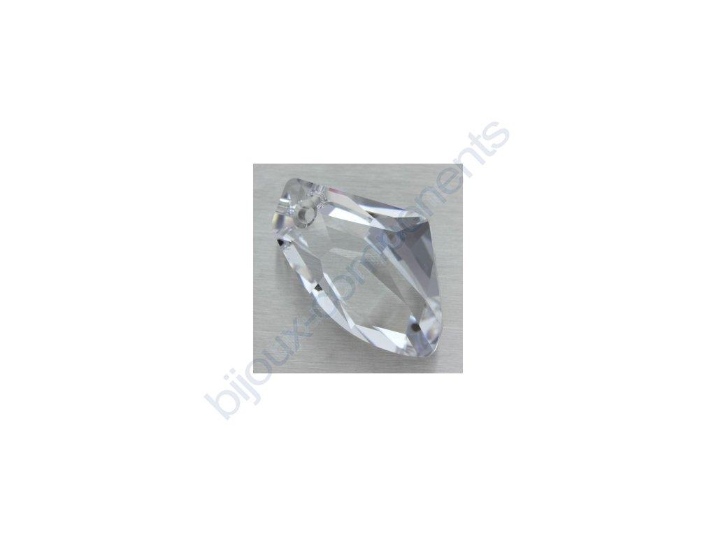 SWAROVSKI ELEMENTS přívěsek - Galactic Vertical, crystal, 27mm