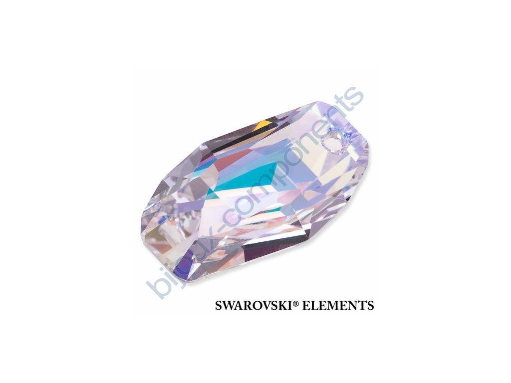 SWAROVSKI ELEMENTS přívěsek - Meteor, crystal AB, 18mm