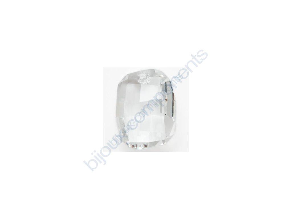SWAROVSKI ELEMENTS přívěsek - Graphic, crystal, 28mm