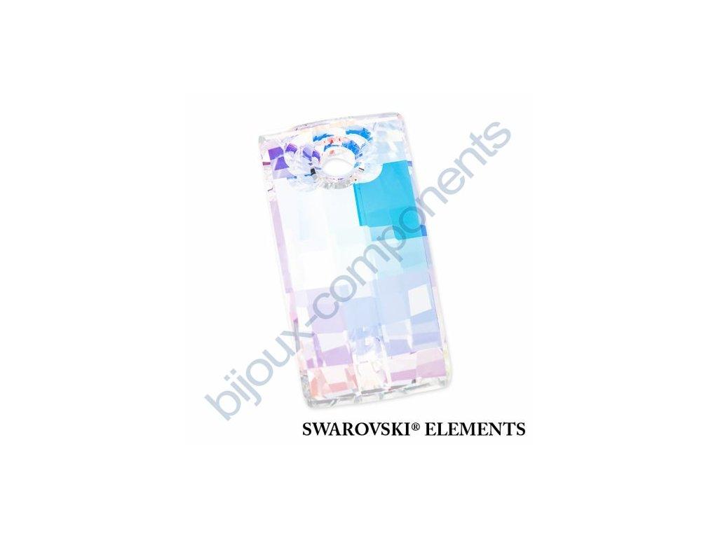 SWAROVSKI ELEMENTS přívěsek - Urban, crystal AB, 30mm