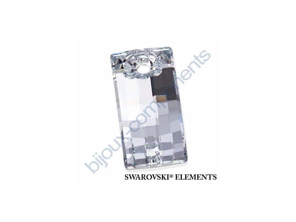SWAROVSKI ELEMENTS přívěsek - Urban, crystal CAL V SI P, 30mm