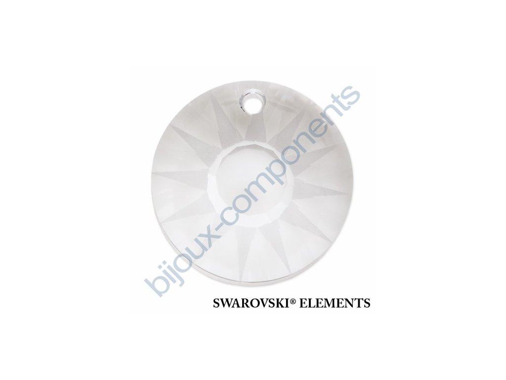 SWAROVSKI ELEMENTS přívěsek - Sun, crystal, 33mm
