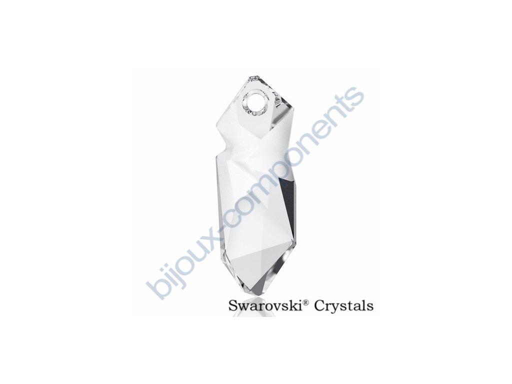 SWAROVSKI CRYSTALS přívěsek - Kaputt, crystal, 28mm