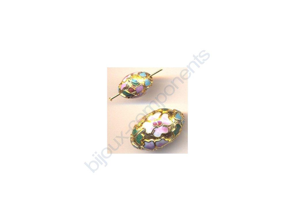 Perle Cloisonné
