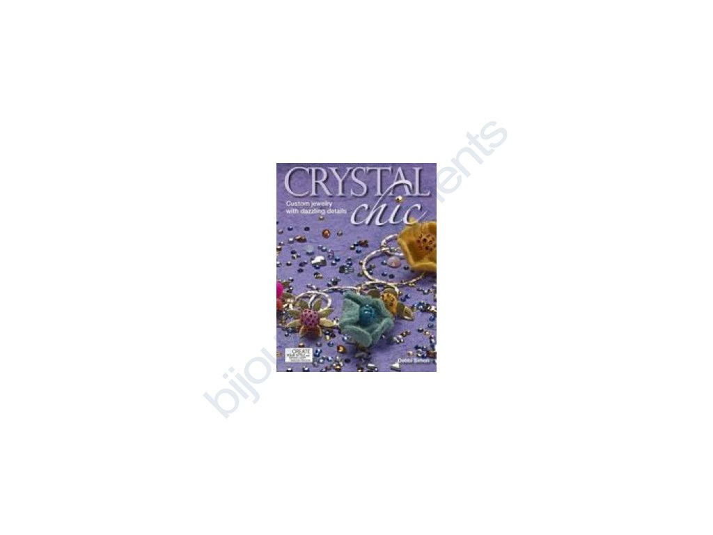 Crystal chic: Custom jewelry with dazzling details book