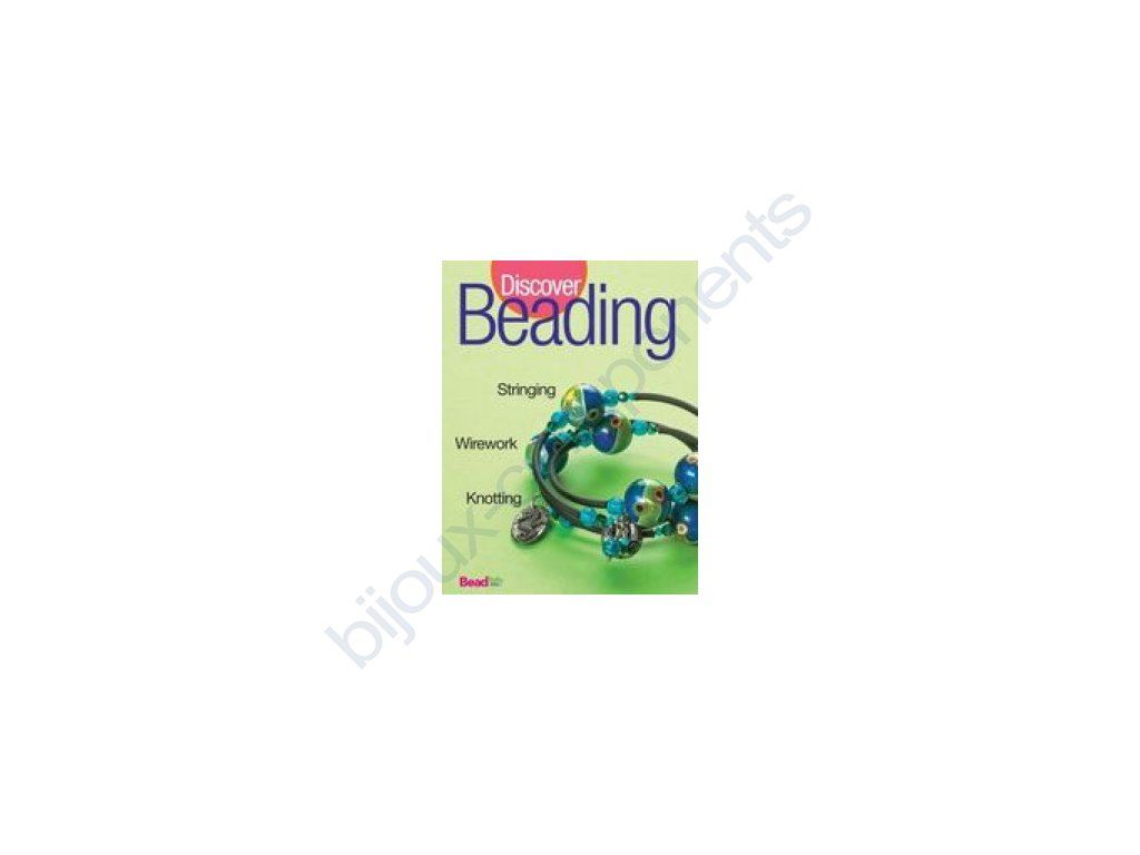 Discover beading book