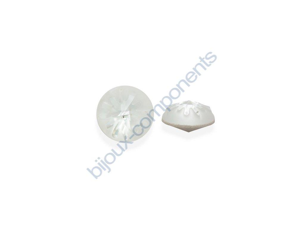 SWAROVSKI CRYSTALS kameny - Mořský ježek, crystal F, 10mm