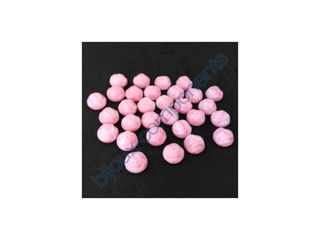 Dvoudírkové kabošony PRECIOSA Candy Rose™ - růžová