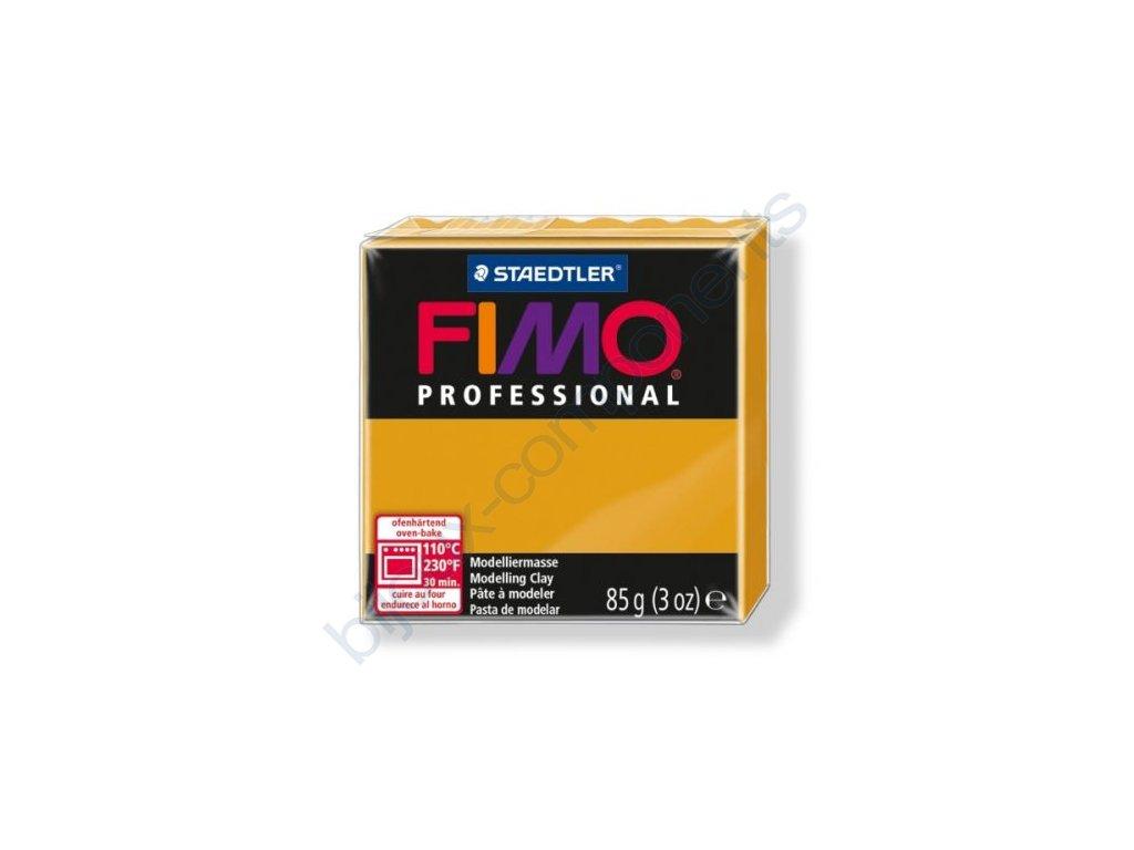 FIMO Professional, cca 85g, okrová