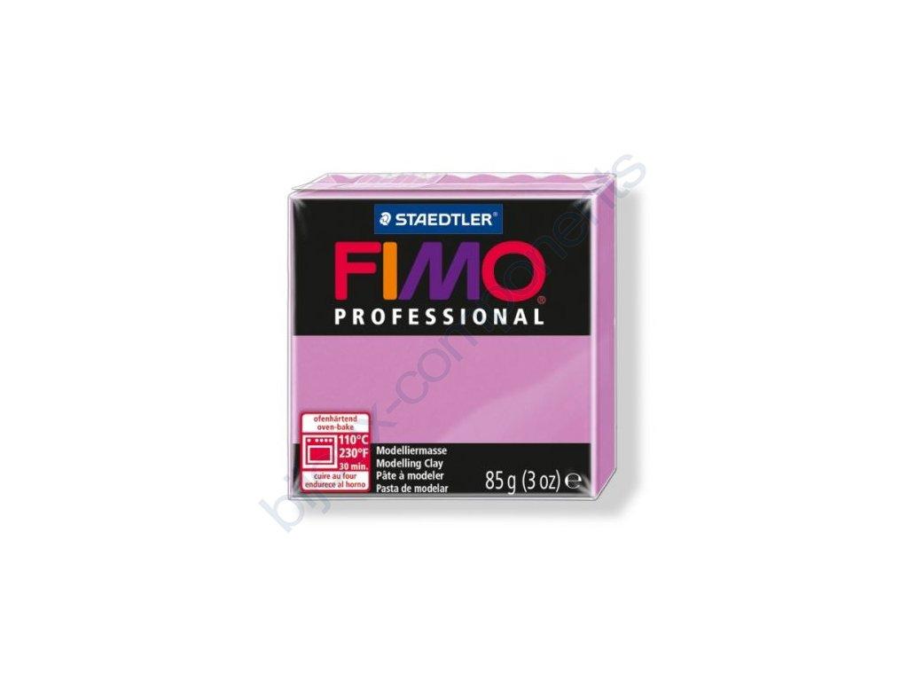 FIMO Professional, cca 85g, levandulová