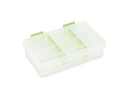 Plastový organizér s posuvnými zarážkami Beadalon