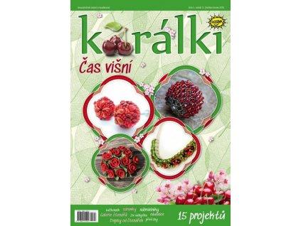 Časopis Korálki - číslo 3, ročník 12., květen/červen 2018 - Čas višní
