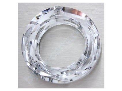 Swarovski tvarovka - kroužek, 14mm