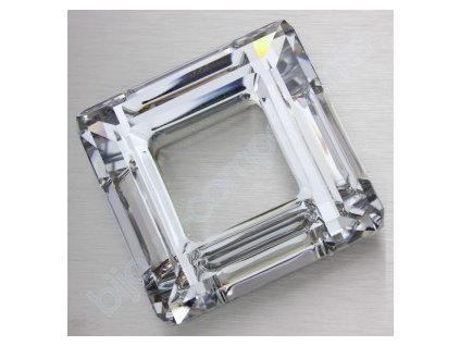 Swarovski tvarovka - čtverec, 14mm