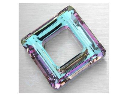 Swarovski tvarovka - čtverec, 20mm