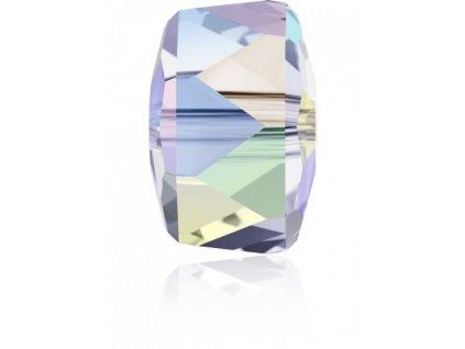 SWAROVSKI CRYSTALS přívěsek - RONDELLE, crystal AB, 8mm