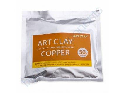 Art clay copper Nové složení - 50g