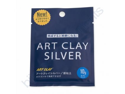 Art clay silver 650 Nové složení - 10g