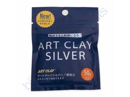 Art clay silver 650 Nové složení - 50g