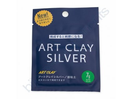 Art clay silver 650 Nové složení - 7g