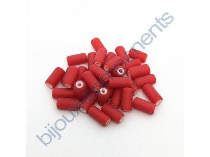 PRECIOSA Rola™ - červená/bílý průtah