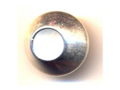 Akrylové korálky - 10x17 mm, dírka cca 8 mm