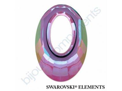 SWAROVSKI ELEMENTS přívěsek - Helios, crystal paradise shine, 20mm