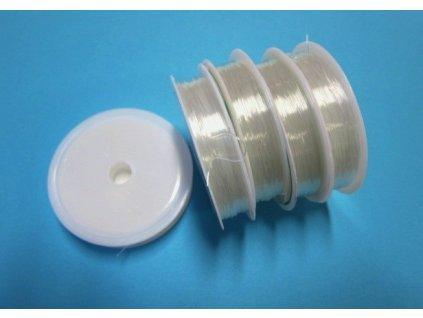 Pružný Elastomer, cca 0,6mm, cívka