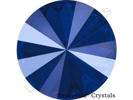 SWAROVSKI CRYSTALS kameny - Rivoli, crystal royal blue, 14mm