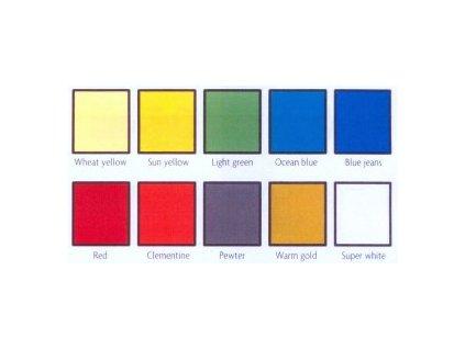 Barva vitrail - neprůhledné - cca 45ml