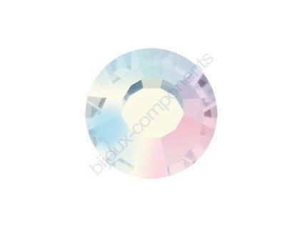 PRECIOSA - MC Chaton rose VIVA12, Crystal AB F, SS16 (cca 3,8-4mm)