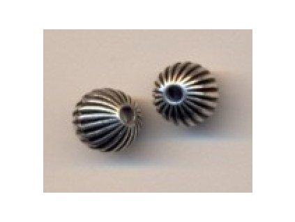 Akrylové korálky - cca 8mm