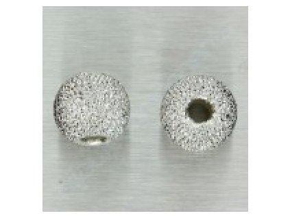 "kulička ""diamantová"", cca 6mm"