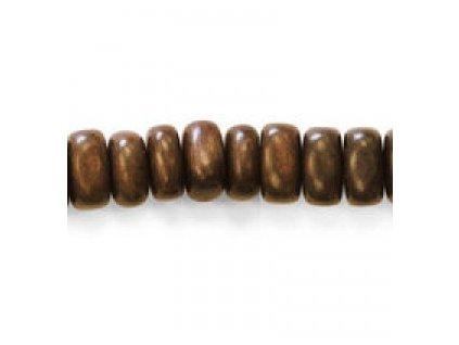 Perle Kamagong, cca 8x19x17mm