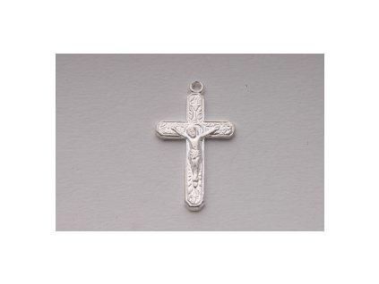 Křížek lisovaný, cca 27mm