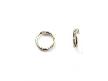 Protikroužek dvojitý, cca 5mm - 0,6mm