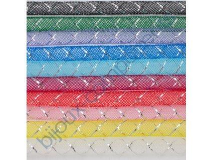 Modistická dutinka - elastická cca 8mm