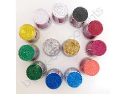 Colourplast (tavný granulát), cca 100g